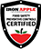 Iron Apple logo