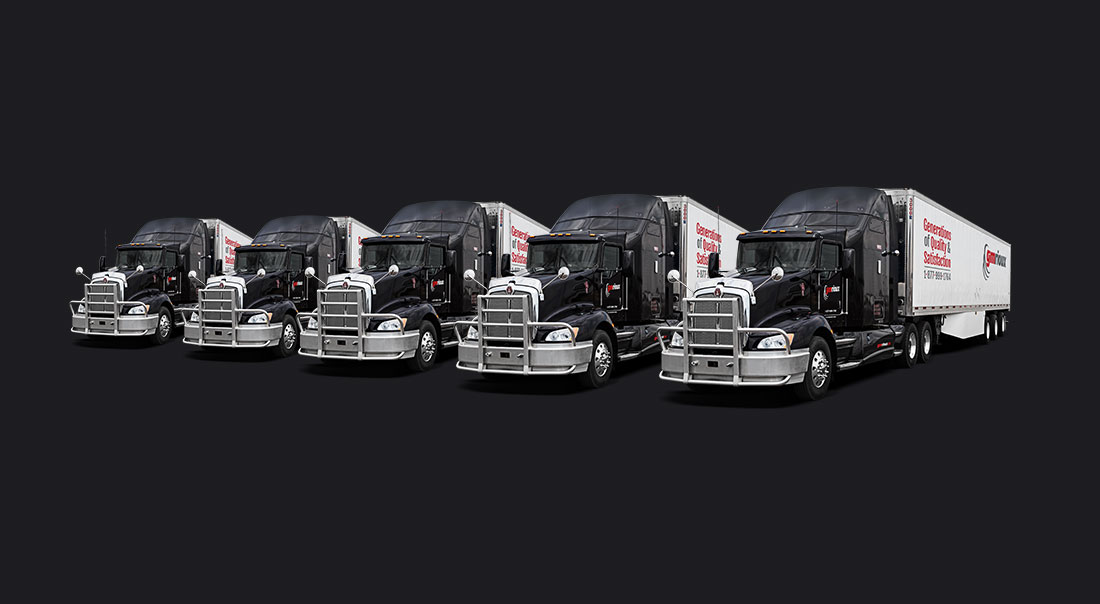 gmrioux trucking equipment